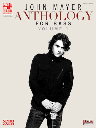 Product Cover for John Mayer Anthology for Bass – Volume 1