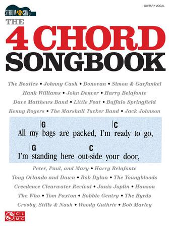 Product Cover for The 4 Chord Songbook