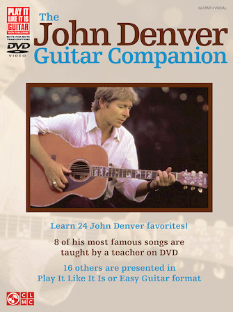 Product Cover for The John Denver Guitar Companion