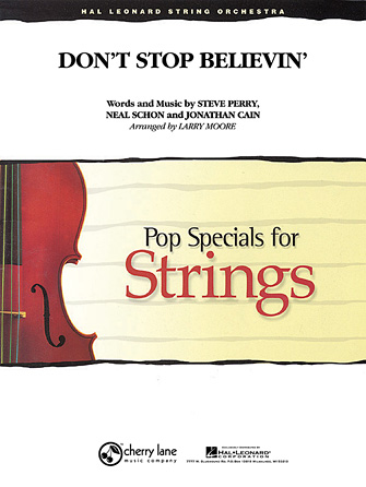 Product Cover for Don't Stop Believin'