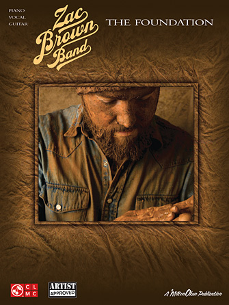 Product Cover for Zac Brown Band – The Foundation