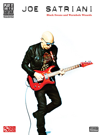 Product Cover for Joe Satriani – Black Swans and Wormhole Wizards