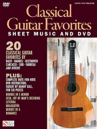Product Cover for Classical Guitar Favorites