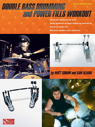 Product Cover for Double Bass Drumming and Power Fills Workout