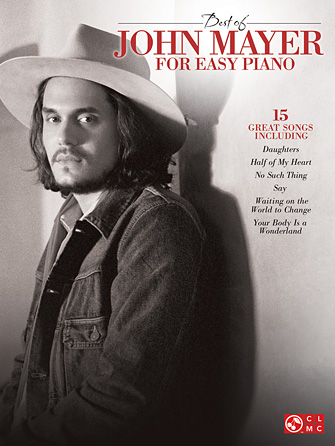 Product Cover for Best of John Mayer for Easy Piano
