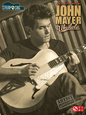 Product Cover for John Mayer – Ukulele