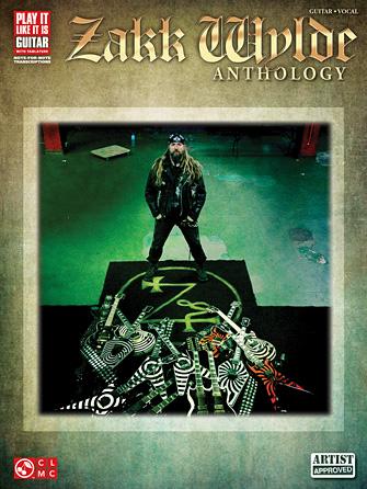 Product Cover for Zakk Wylde Anthology