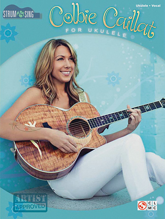 Product Cover for Colbie Caillat – Strum & Sing Ukulele
