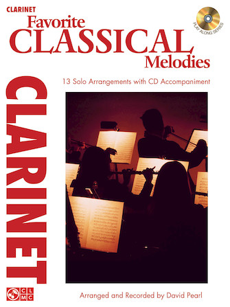 Product Cover for Favorite Classical Melodies