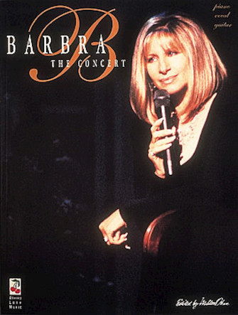 Product Cover for Barbra Streisand - The Concert