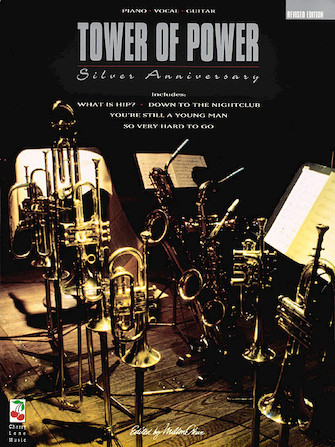 Product Cover for Tower of Power – Silver Anniversary