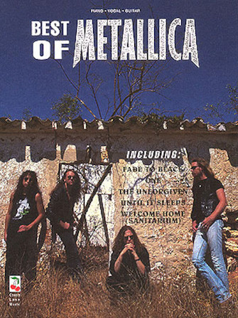 Product Cover for Best of Metallica