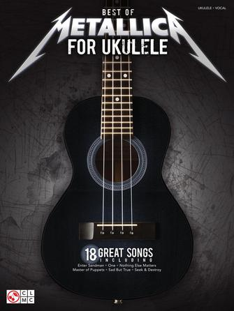 Product Cover for Best of Metallica for Ukulele