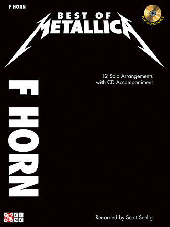 Product Cover for Best of Metallica for French Horn