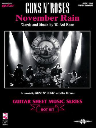 Product Cover for November Rain