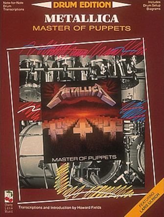 Product Cover for Metallica – Master of Puppets