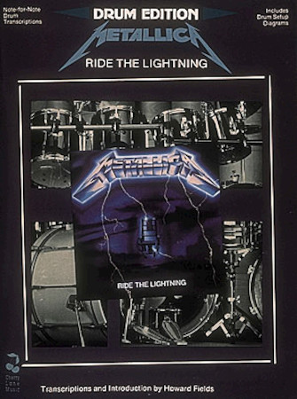 Product Cover for Metallica – Ride the Lightning