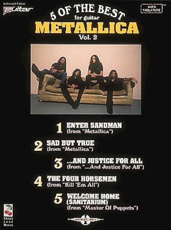 Product Cover for Metallica – 5 of the Best/Vol. 2*
