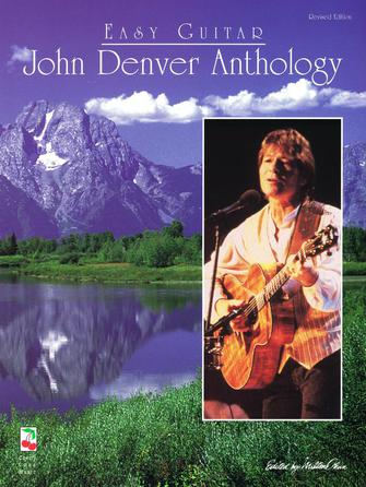 Product Cover for John Denver Anthology for Easy Guitar