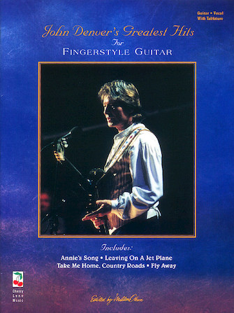 Product Cover for John Denver – Greatest Hits for Fingerstyle Guitar