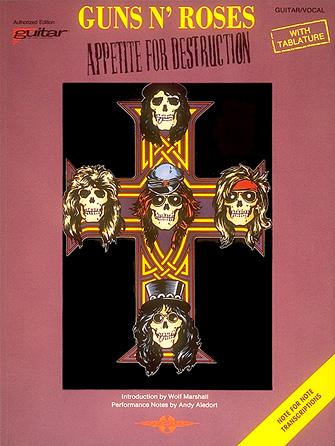 Product Cover for Guns N' Roses – Appetite for Destruction