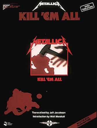 Product Cover for Metallica – Kill 'Em All