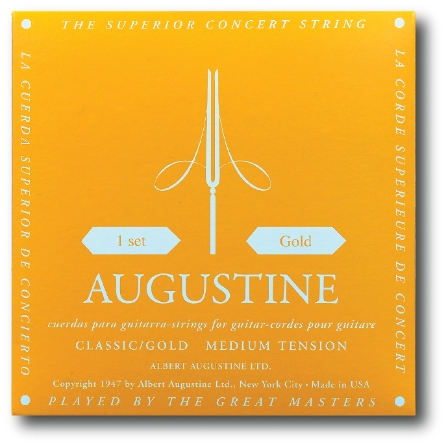 Product Cover for Classic/Gold – Medium Tension Nylon Guitar Strings