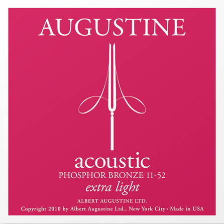 Product Cover for Acoustic Phosphor Bronze Guitar Strings
