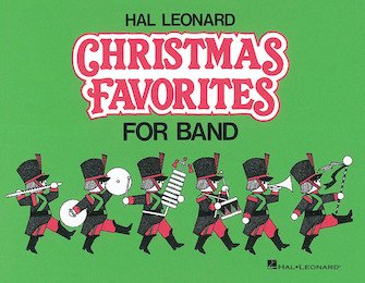 Product Cover for Hal Leonard Christmas Favorites for Marching Band (Level II) – Flute