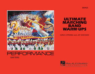 Product Cover for Ultimate Marching Band Warm-Ups