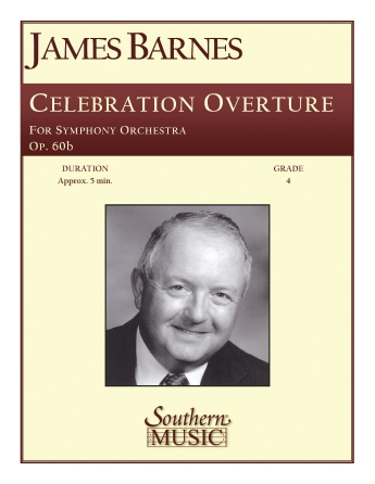 Product Cover for Celebration Overture for Symphony Orchestra, Op. 60b