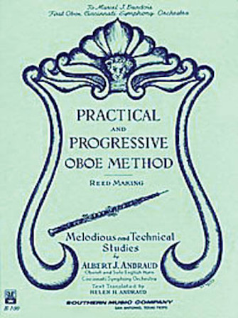 Product Cover for Practical and Progressive Oboe Method (Reed Maki)