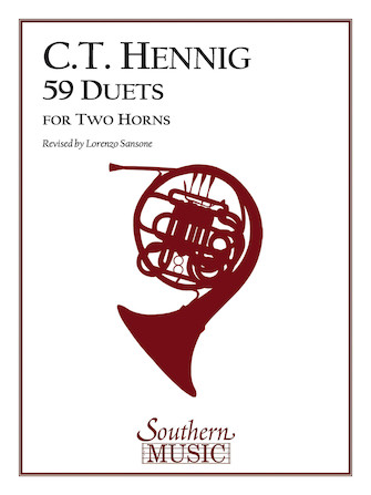 Product Cover for 59 Duets