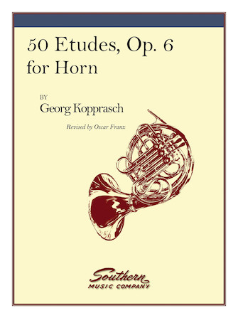 Product Cover for 50 Etudes, Op. 6