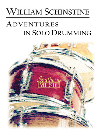 Product Cover for Adventures in Solo Drumming