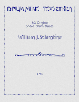 Product Cover for Drumming Together