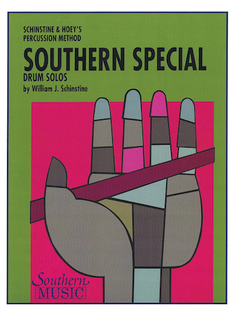 Product Cover for Southern Special Drum Solos