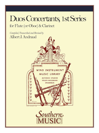 Product Cover for Duos Concertants, 1st Series