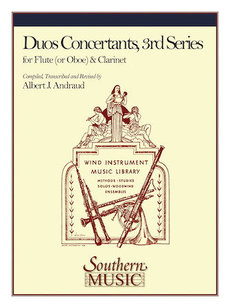 Product Cover for Duos Concertants, 3rd Series