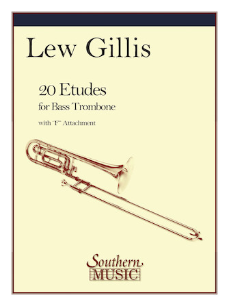Product Cover for 20 Etudes for Bass Trombone