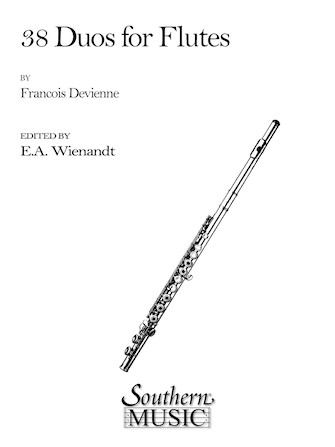 Product Cover for 38 Duos for Flutes