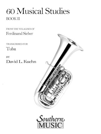 Product Cover for 60 Musical Studies, Book 2