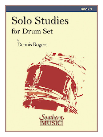 Product Cover for Solo Studies for Drum Set, Book 1