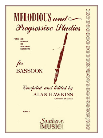 Product Cover for Melodious and Progressive Studies, Book 1