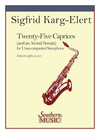 Product Cover for 25 Caprices and an Atonal Sonata