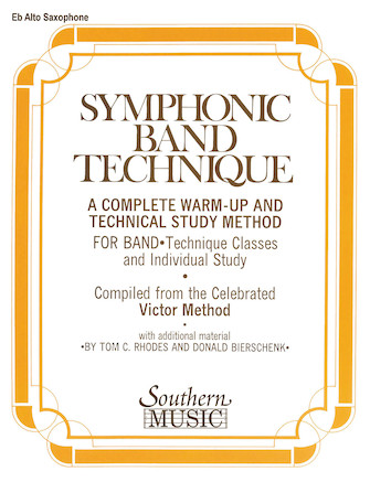 Product Cover for Symphonic Band Technique (S.B.T.)