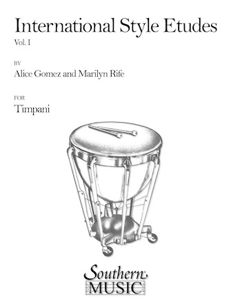Product Cover for International Style Etudes, Vol. 1