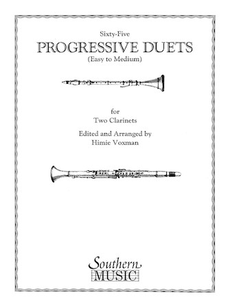 Product Cover for 65 Progressive Duets
