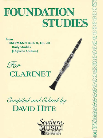 Product Cover for Foundation Studies, Op. 63