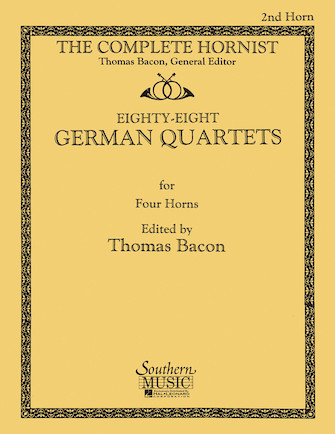 Product Cover for 88 German Quartets
